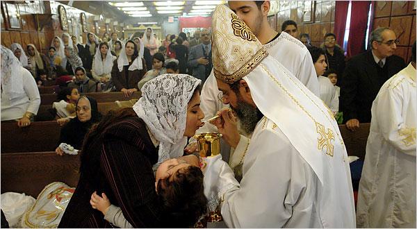 coptic-communion