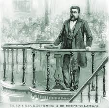 spurgeon preaching