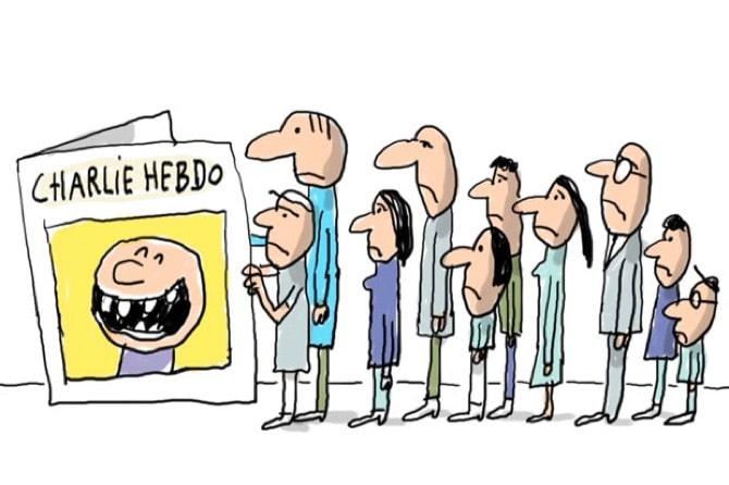 Charlie Hebdo : le symbole même de la liberté d'expression ?