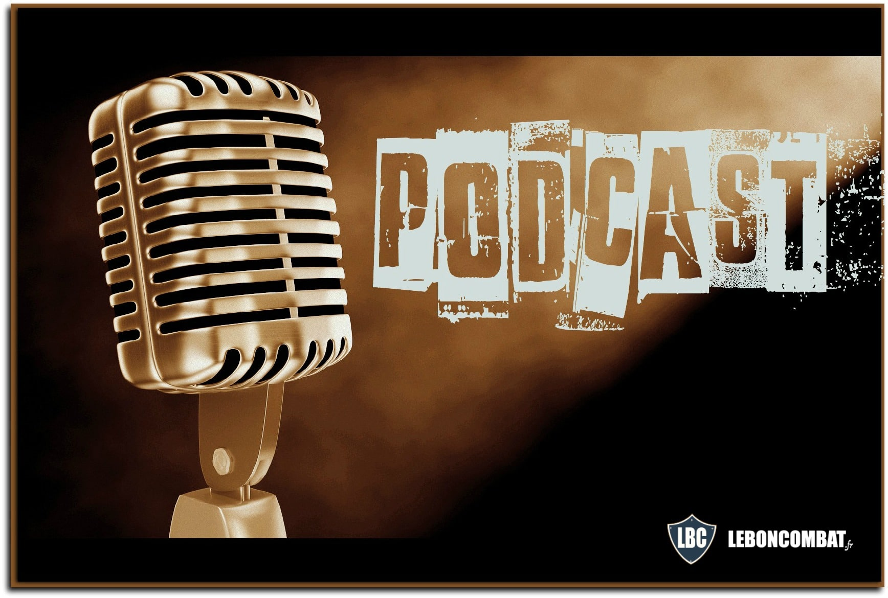 Retrouvez les podcasts hebdomadaires du Bon Combat sur http://leboncombat.fr/category/podcasts/