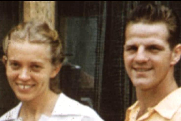 Elisabeth et Jim Elliot.