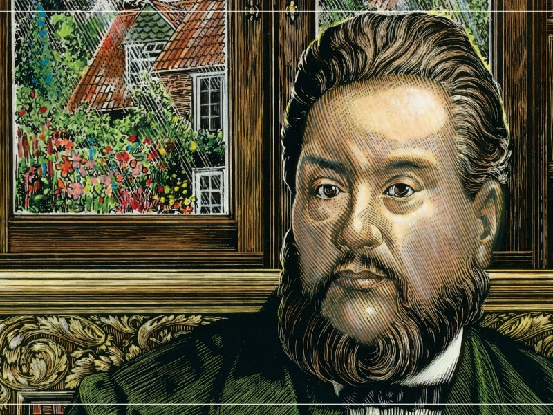 Charles Haddon Spurgeon, le prince des prédicateurs