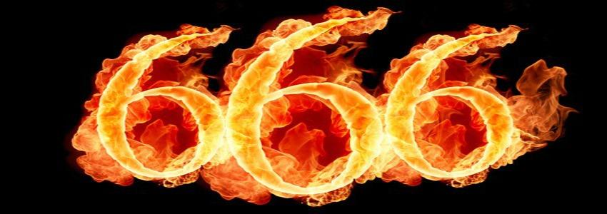 """Que signifie 666, le """"chiffre de la bête"""" ?  www.leboncombat.fr"""