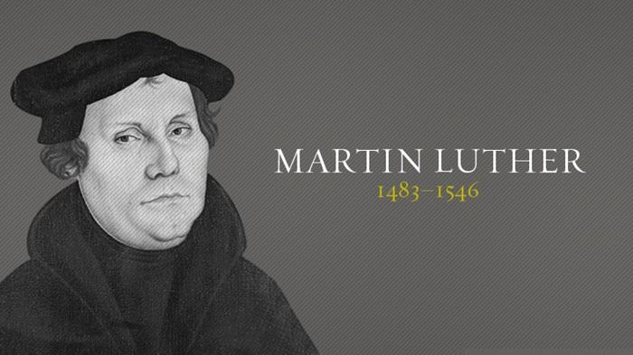 Un message de Martin Luther à ceux qui sont découragés par leurs péchés www.leboncombat.fr