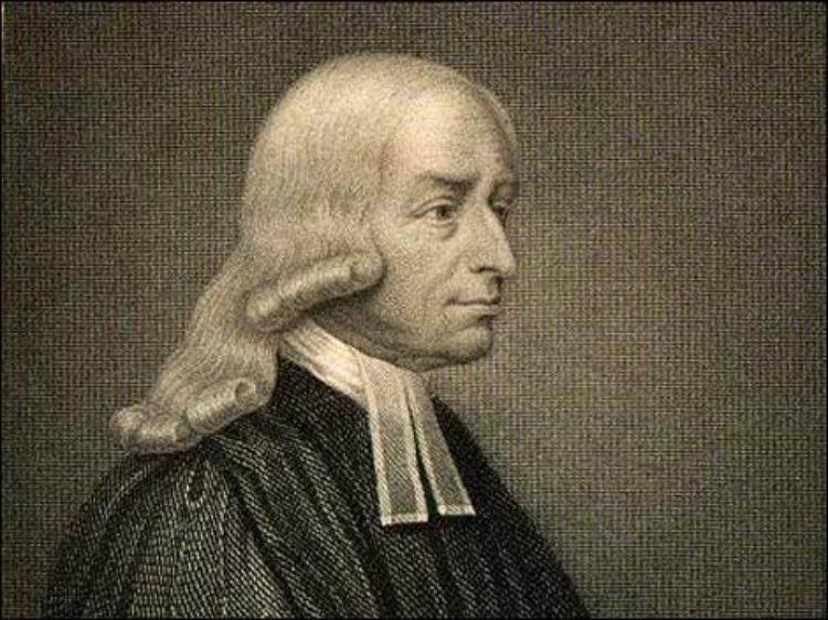 Quand John Wesley évangélisait... sans être régénéré ! www.leboncombat.fr