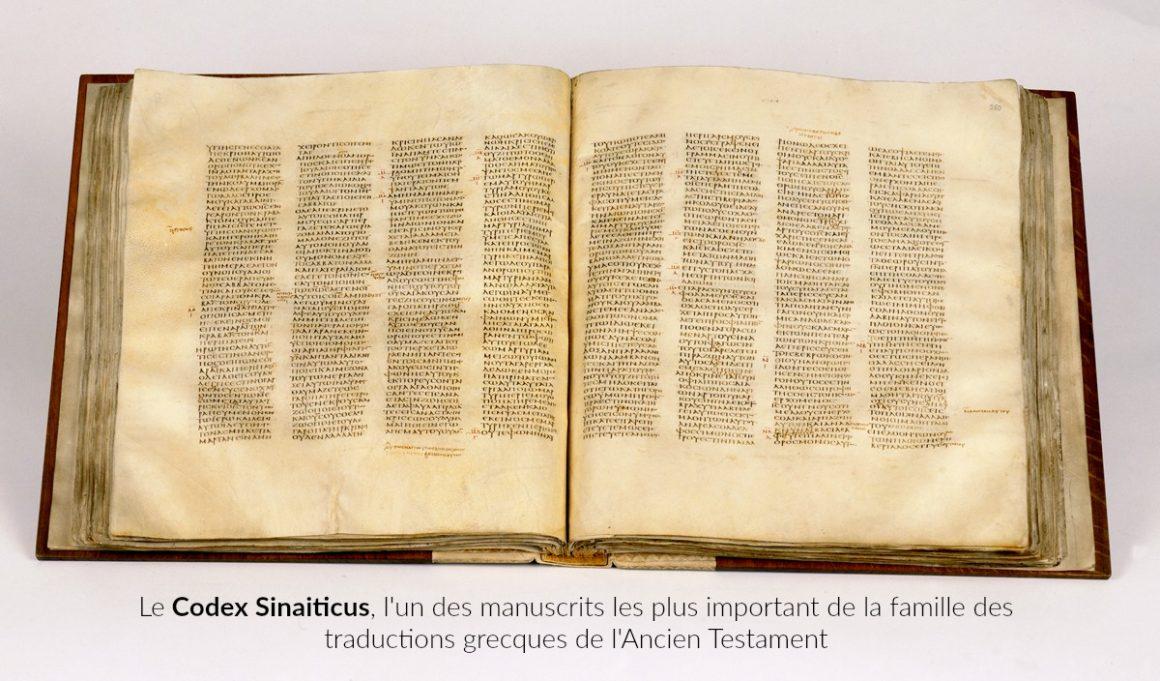 """Selon les spécialistes, il n'y a rien qui ressemble à """"la version de la Septante"""" www.leboncombat.fr"""
