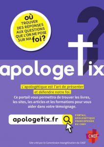 Apologetix.fr, portail apologétique francophone du CNEF
