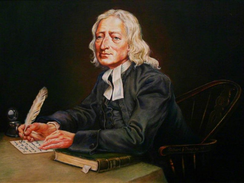 Faites-votre bilan spirituel avec John Wesley !  www.leboncombat.fr