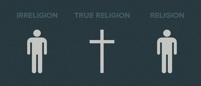 Oui, le christianisme est une religion www.leboncombat.fr