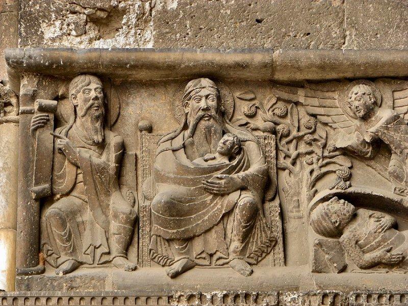 """Mais qu'est-ce donc que ce """"sein d'Abraham ?  www.leboncombat.fr"""