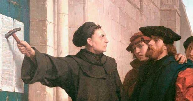 Les 95 thèses de Martin Luther www.leboncombat.fr